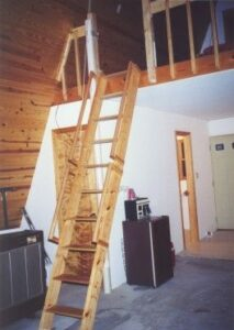 best loft ladder UK