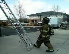 footing the ladder