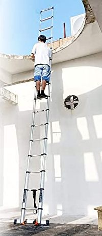 What is the Longest Telescopic Ladder?