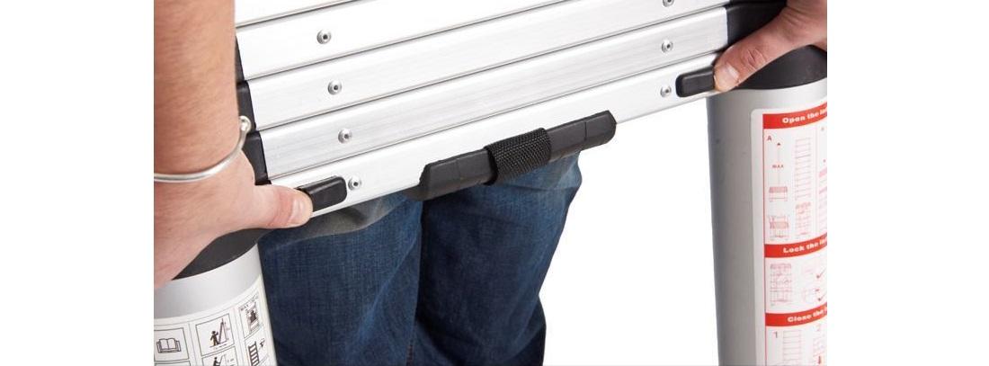 how to repair telescopic ladder